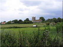 TM4160 : St Mary Magdalene Church by Geographer