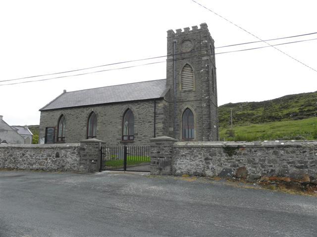 Inniskeel Church of Ireland, Narin