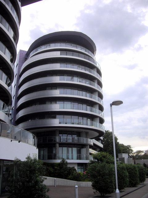 Centrion Building, Battersea Wharf