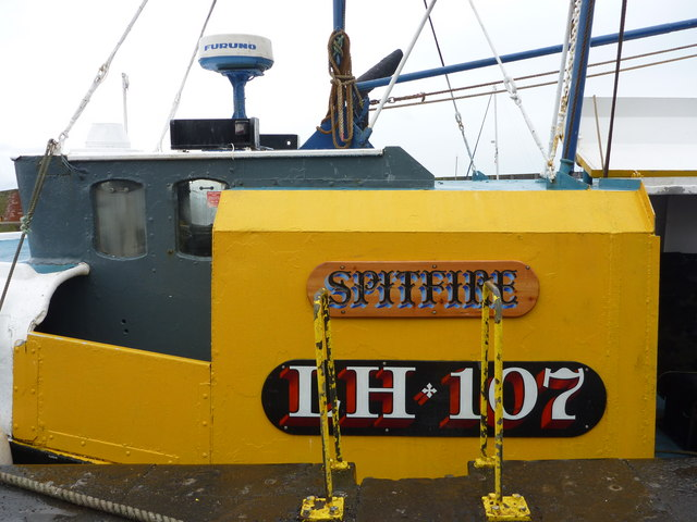 Dunbar Lifeboat Day 2011 : Spitfire Wheelhouse