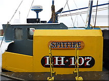 NT6779 : Dunbar Lifeboat Day 2011 : Spitfire Wheelhouse by Richard West