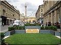 NZ2464 : 'Pocket Park', Grey Street by Andrew Curtis