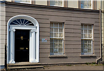 J3472 : Windows and door, Belfast by Albert Bridge