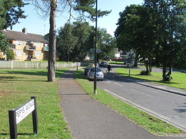 Pepys Avenue, Thornhill