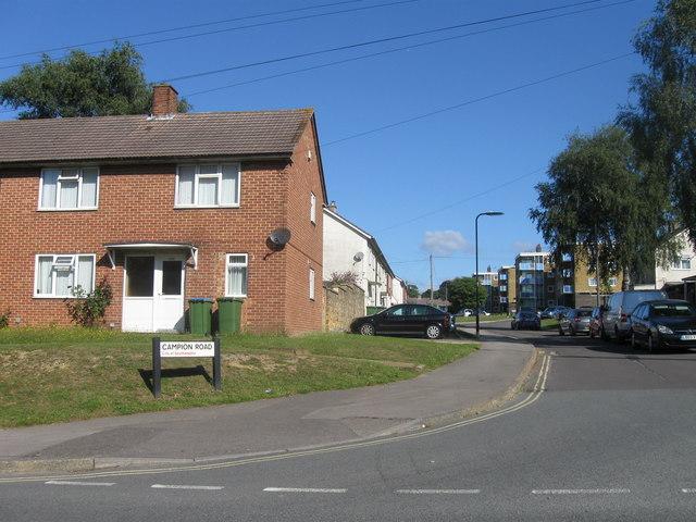 Campion Road, Thornhill