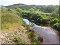 B8707 : Looking upstream near Derrynanaspol by C Michael Hogan