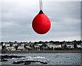 J5082 : Boat fender, Bangor by Rossographer