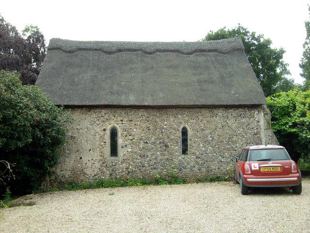 St James's Chapel