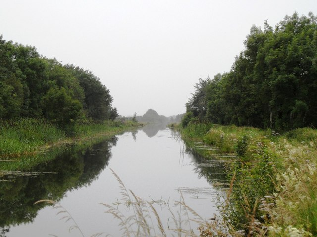 Grand Canal in Toberdaly, Co. Offaly