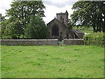SD7152 : St. Andrew's, Slaidburn by Philip Platt