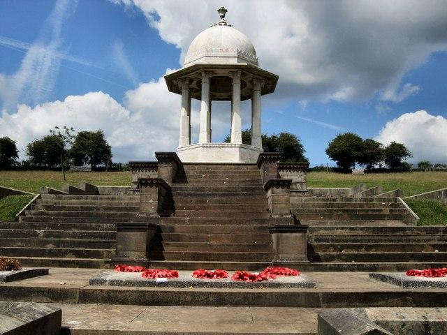 Chattri War Memorial © Paul Gillett :: Geograph Britain and