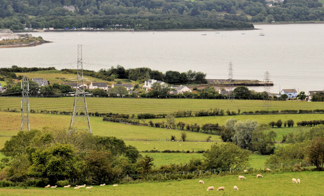 Millbay and Larne Lough