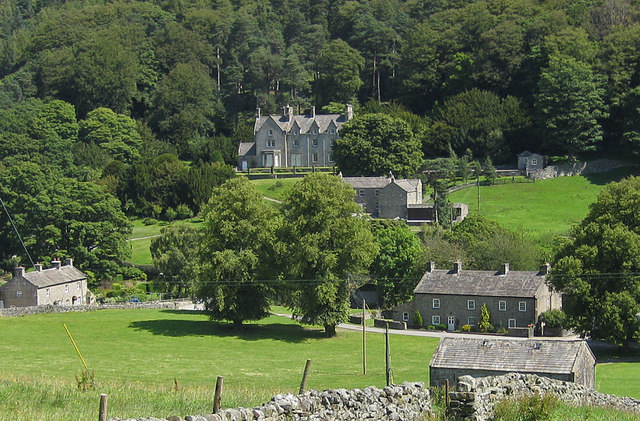 View NE to Scar House from the CB Inn