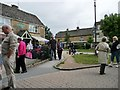 SP1620 : Bourton, the Blackpool of the Cotswolds by Christine Johnstone