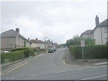 SE1537 : Prospect Mount - Owlet Road by Betty Longbottom