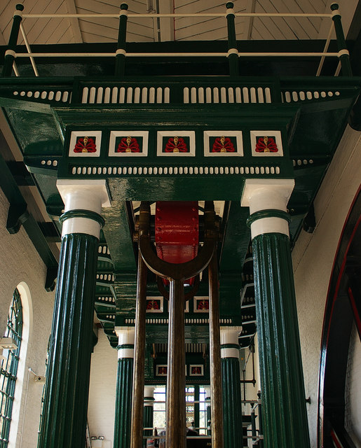 Inside the Markfield Beam Engine and Museum (1)
