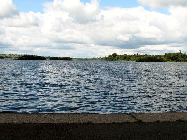 Crannogs in Lough Ramor