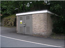 SE1537 : Electricity Substation No 1117 - Hall Lane by Betty Longbottom
