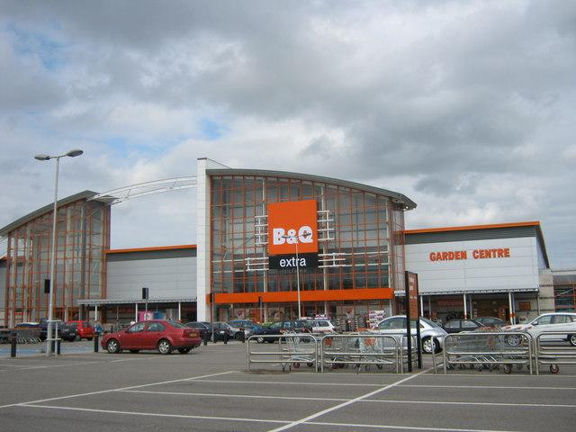 B Q Extra At Durham City Retail Park C Peter Robinson Geograph