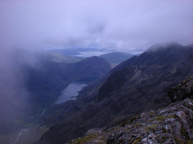 Loch Coruisk by Martyn Ayre