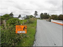 G6077 : Road at Caskry by Kenneth  Allen