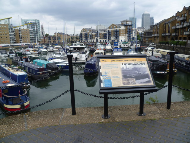 Information about Limehouse Basin