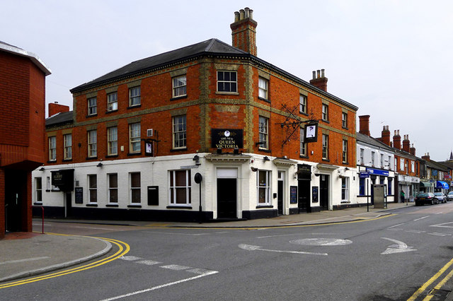The Queen Victoria, Wolverton