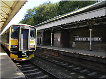 SD9926 : Hebden Bridge Railway Station by David Dixon