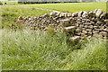 SD9460 : Stile on path to Winterburn Reservoir by Tom Richardson