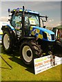 NX0660 : Police Tractor by Andy Farrington