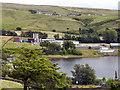 SD9612 : Piethorne Water Treatment Works by David Dixon