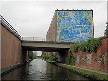 SJ8196 : Trafford Road Bridge 95 by Mike Todd