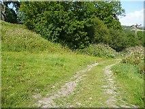 SE0026 : Hebden Royd Footpath 44, Mytholmroyd by Humphrey Bolton