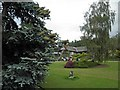 SE2854 : RHS Harlow Carr gardens by Steve  Fareham