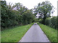 TM4365 : Moat Road, Theberton by Adrian Cable