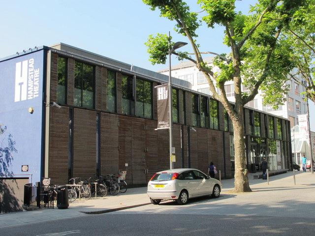 Hampstead Theatre, Eton Avenue, NW3