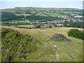 SE0025 : Hebden Royd Footpath 49, Mytholmroyd by Humphrey Bolton