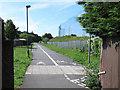 TQ3567 : Waterlink Way off Long Lane by Stephen Craven