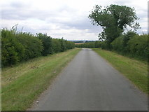 TA0116 : Minor road towards the A15 by JThomas