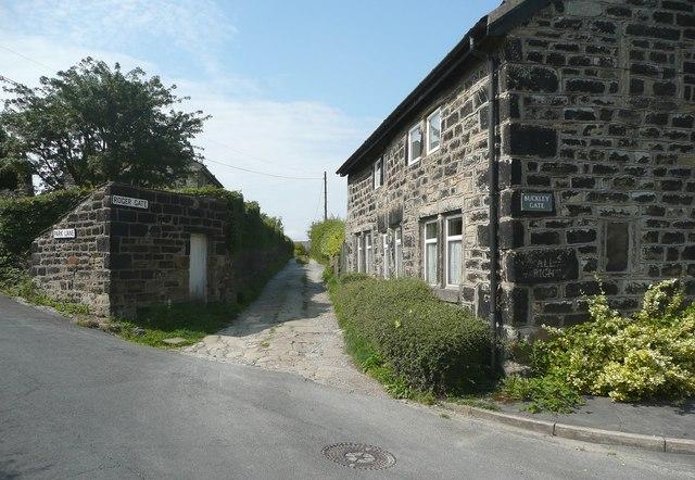 Roger Gate, Mytholmroyd