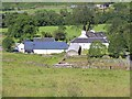 NN1913 : Fyne Ales Brewery, Achadunan Estate, Glen Fyne by David P Howard