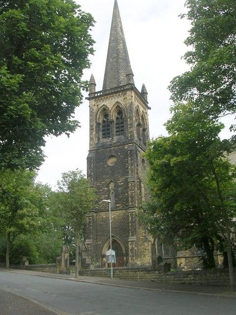 St Thomas the Apostle - Grosvenor Road