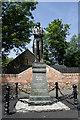 NS6113 : The Robert Burns statue, New Cumnock by Walter Baxter