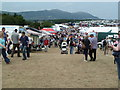 SO8040 : Welland Steam Rally - trade stands area by Chris Allen