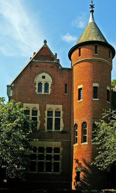 Tower House, Melbury Road, Kensington