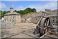 NY7843 : Nenthead Mines Smelt Mill by Ashley Dace