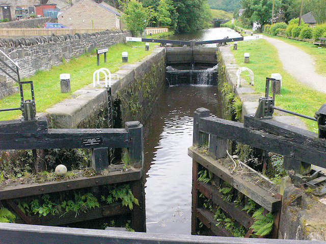 Travis Mill Lock 28 from below