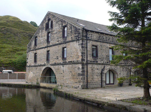Former Canal Warehouse