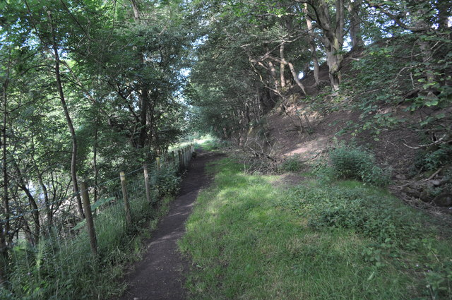 Former Weardale Railway