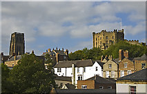 NZ2742 : Durham Castle and Cathedral by Paul Harrop